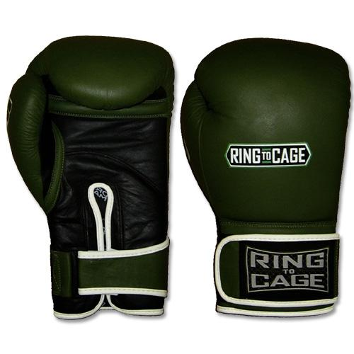 Ring To Cage D Ring MiM Training Gloves